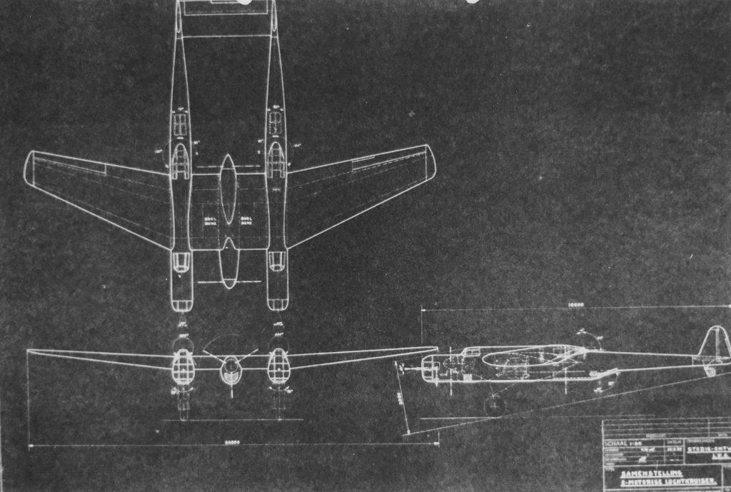 Fokker drawing 47791