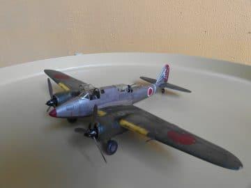 """Kawasaki Ki-45 """"Toryu"""""""