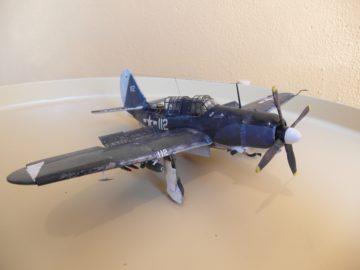 "Curtiss SB2C-4 ""Helldiver"""