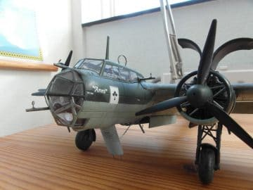 "Dornier Do 17z ""Fliegender Bleistift"""