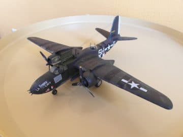 "Douglas A-20G-25 Havoc ""La France Libre"""