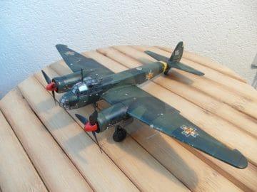 """Junkers Ju 88D-1/Trop """"Baksheesh"""""""
