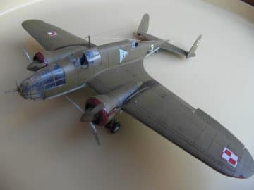 "PZL-37B ""Łoś"""